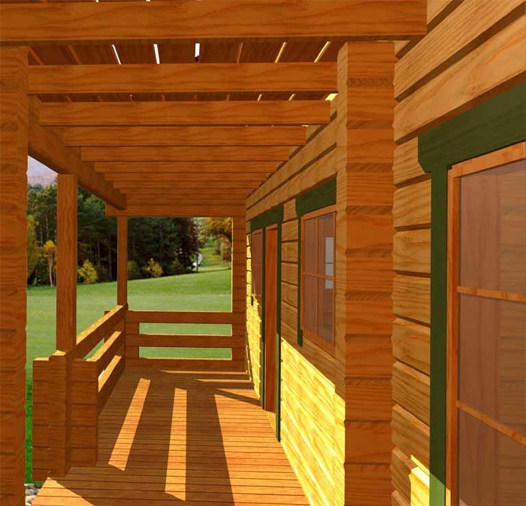 Casa logica progetti gratuiti residential andorra for Piani di cabina di log gratuiti