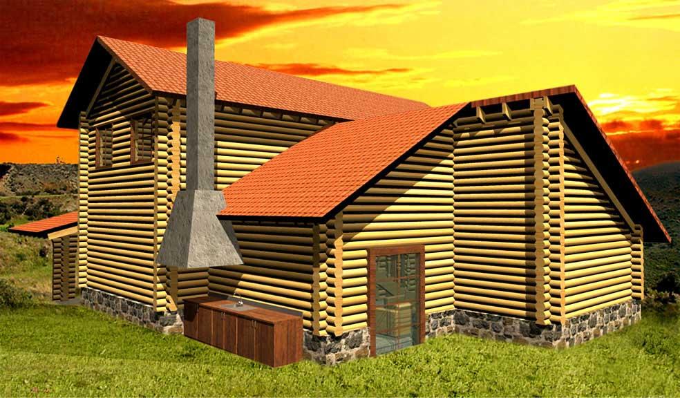 Casa logica il progetto progetti gratuiti cottages ankara for 2 piani cottage storia