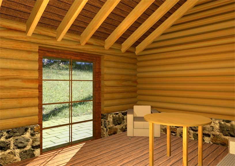 Casa logica il progetto progetti gratuiti cottages ankara for Piani letto log gratuiti