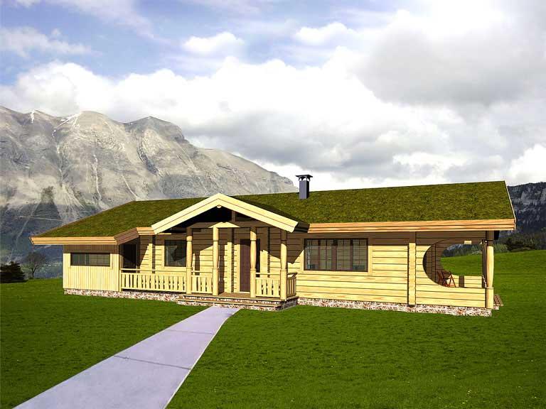 Casa logica il progetto progetti gratuiti cottages bergen for Piani casa personalizzati online gratuiti