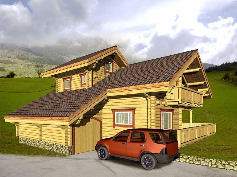 Casa logica progetti gratuiti residential bordeaux for Garage versailles nantes