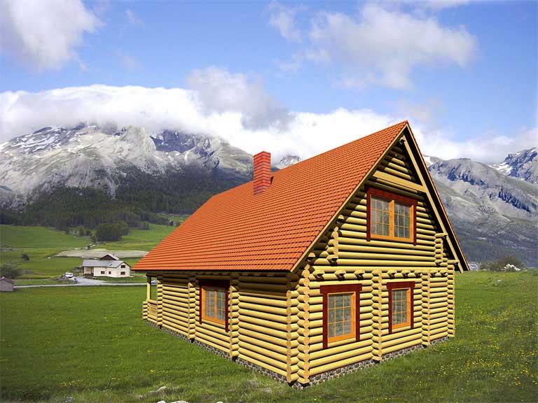 Casa logica il progetto progetti gratuiti cottages karlstad for 2 piani cottage storia