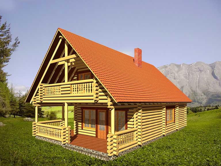 Casa logica il progetto progetti gratuiti cottages karlstad for Piani casa cottage shotgun