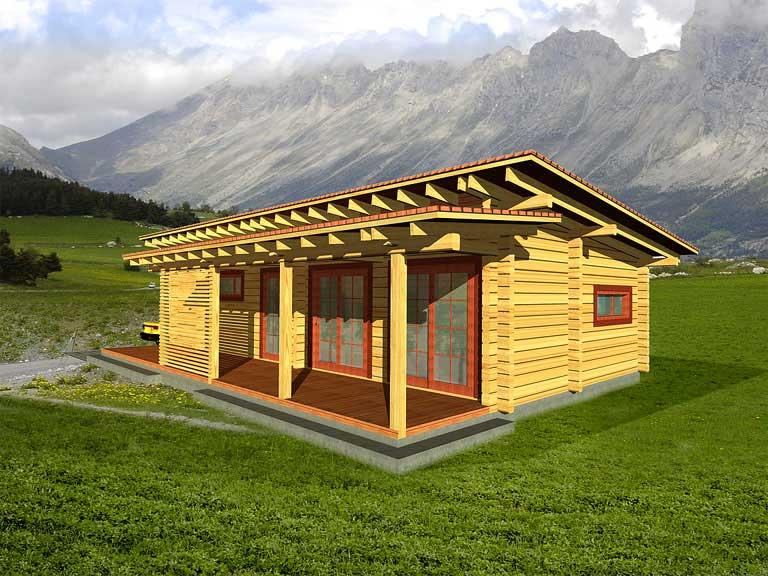Casa logica il progetto progetti gratuiti cottages liverpool for I piani rossi della casa del cottage