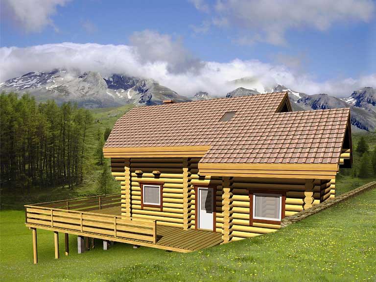 Casa logica progetti gratuiti residential nantes for 2 piani cottage storia