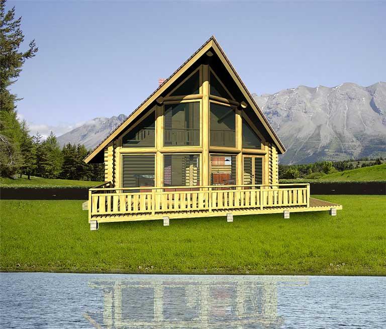 Casa logica il progetto cottages ottawa for Piani casa cottage shotgun