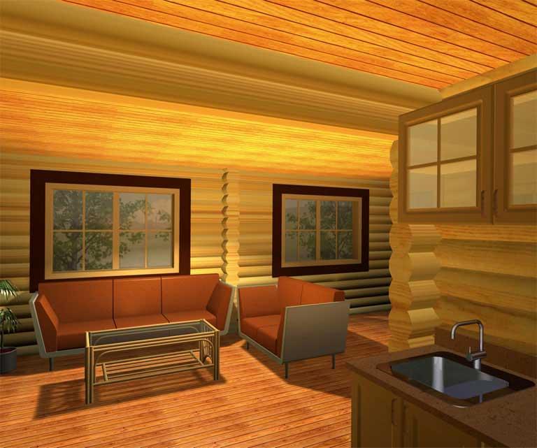 Casa logica il progetto progetti gratuiti cottages rouen for 2 piani cottage storia