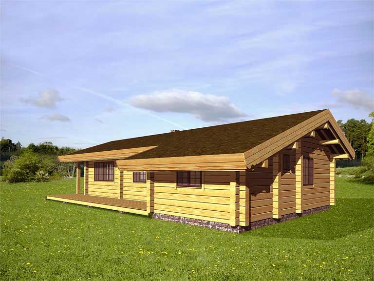 Casa logica il progetto progetti gratuiti cottages uppsala for 2 piani cottage storia
