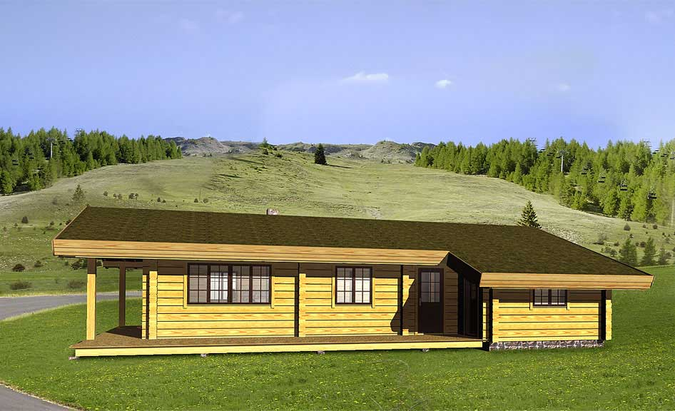 Casa logica il progetto progetti gratuiti cottages uppsala for Piani casa cottage acadian